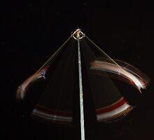 Flying Through The Night - Volando En La Noche by Bernhard Matejka
