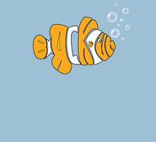 Blackout Clothing Clown Fish Womens Fitted T-Shirt