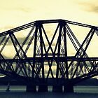 The Forth Rail Bridge by DoreenPhillips