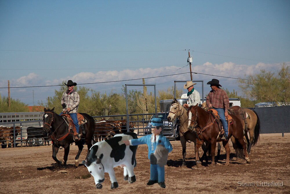 Geoff suddenly realizes there's more to this 'cowpoke' thing than he originally thought! by Susan Littlefield