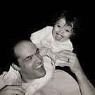Daddy & Leo by photosbybec
