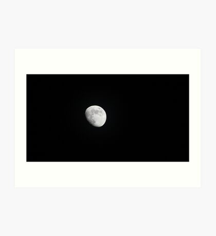 Luna 2 Art Print