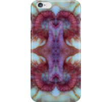 No Butterfly This (Mushroom Jasper) iPhone Case/Skin