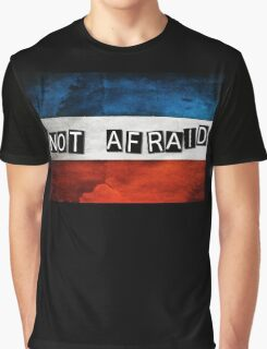 NOT AFRAID Graphic T-Shirt