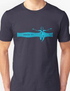 Smash it!! Running tee Unisex T-Shirt