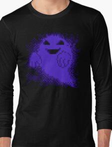 Ghost! purple edition Long Sleeve T-Shirt