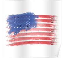 United States of America Flag USA Poster
