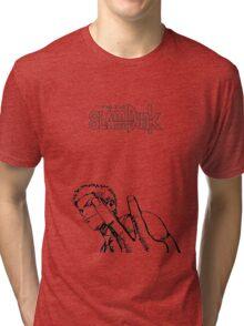 SLAM DUNK Hanamichi Sakuragi Design Tri-blend T-Shirt