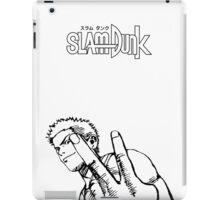SLAM DUNK Hanamichi Sakuragi Design iPad Case/Skin