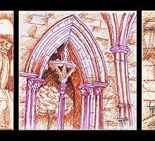 stone skecthes by terezadelpilar~ art & architecture