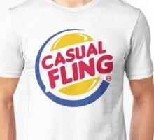 Casual Fling Unisex T-Shirt