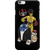 Beastie Bots iPhone Case/Skin