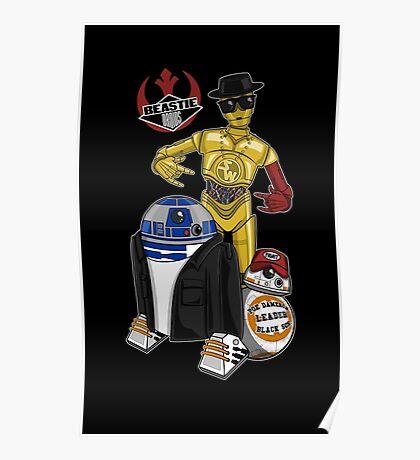 Beastie Bots Poster