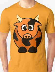 ღ°㋡Cute Brindled Cow Clothing & Stickers㋡ღ° T-Shirt