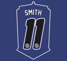Gallifrey United #11 Smith by zerobriant