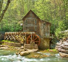 West Virginia Mill by Dawn Crouse