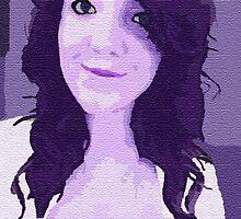 Purple on my mind by JordanMaureen