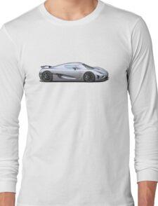 Koenigsegg Agera Long Sleeve T-Shirt