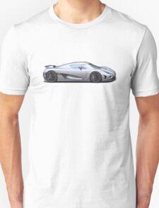 Koenigsegg Agera T-Shirt