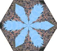 Castle Kaleidoscope Image by JohnYoung