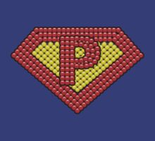 Super P Jewel Logo by Adam Campen