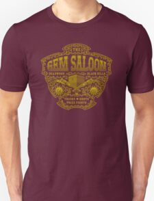 The Gem Saloon  T-Shirt
