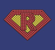 Super R Jewel Logo by adamcampen