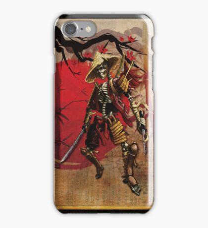 Dead Samouri iPhone Case/Skin