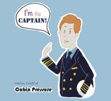 Cabin Pressure - Capitan Crieff by srtawalker