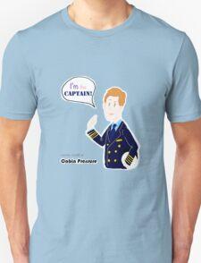 Cabin Pressure - Capitan Crieff T-Shirt
