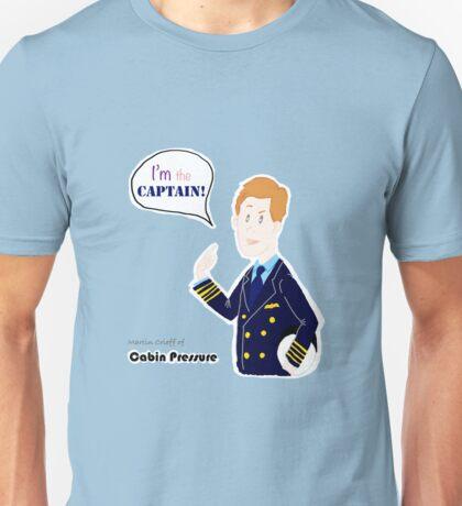 Cabin Pressure - Capitan Crieff Unisex T-Shirt