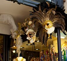 venetian masks by thvisions