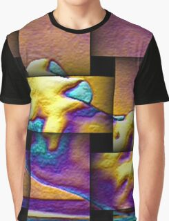 Woven Orgasm Graphic T-Shirt