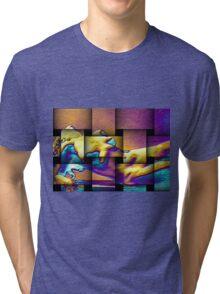 Woven Orgasm Tri-blend T-Shirt