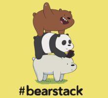 #Bearstack Design Kids Tee