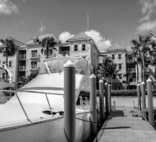 Marina at Harbour Village - Paradise Island, The Bahamas by Jeremy Lavender Photography