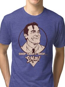 Ash from Evil Dead Tri-blend T-Shirt