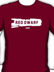The Crimson Short One T-Shirt