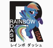 Rainbow-Dashism: MLP FiM by RainbowParadox