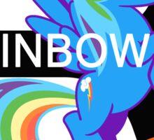 Rainbow-Dashism: MLP FiM Sticker