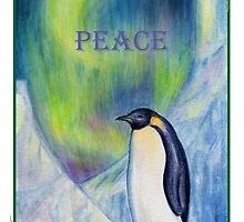 Peace Penguin by Tamara Clark