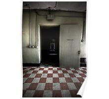 Abandoned Hospital Poster