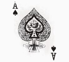 Ace of Spades by adamcampen