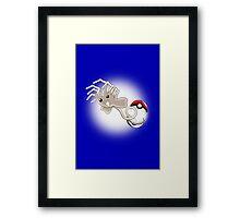 Xenomon Framed Print