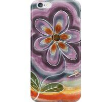 FLOWER FUN 1 iPhone Case/Skin