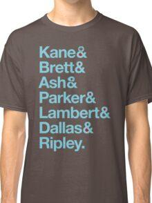 Nostromo Crew Classic T-Shirt