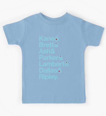 Nostromo Crew Kids Clothes