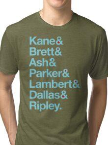 Nostromo Crew Tri-blend T-Shirt