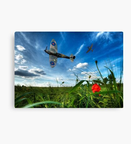 Always Remembered Canvas Print