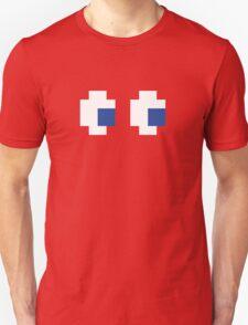 Pac Man Ghost Eyes T-Shirt
